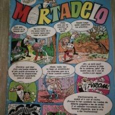 Tebeos: TBO MORTADELO Y FILEMON AÑO XII NÚMERO 550 08/06/1981. Lote 214203503