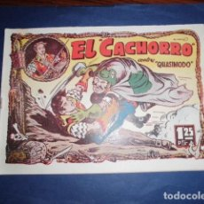 BDs: EL CACHORRO Nº 57 - ORIGINAL - EDITORIAL BRUGUERA.. Lote 214305446