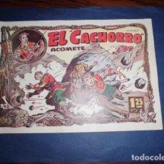 BDs: EL CACHORRO Nº 58 - ORIGINAL - EDITORIAL BRUGUERA.. Lote 214305522