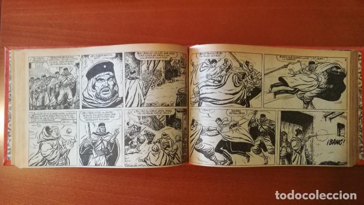Tebeos: EL COSACO VERDE EDITORIAL BRUGUERA Completa 144 Nº en tres tomos - Foto 2 - 214490122