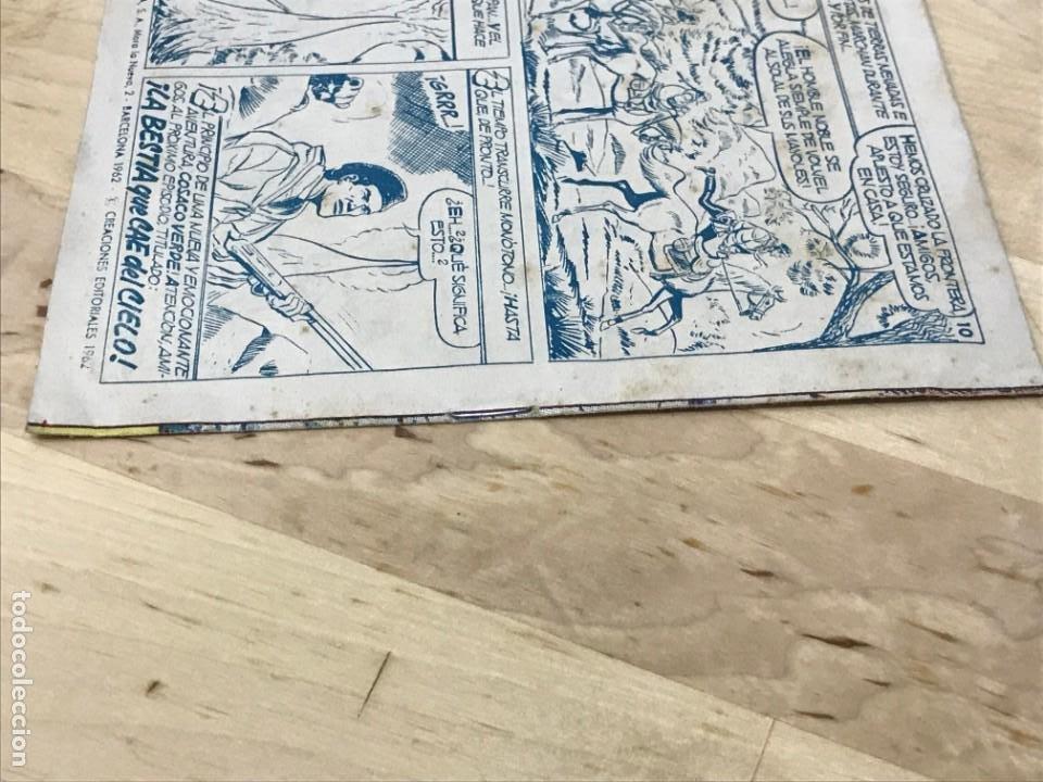 Tebeos: EL COSACO VERDE Nº90 EDICIÓN 1962 EDITORIAL BRUGUERA - Foto 3 - 214557263