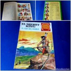 Tebeos: EL SHERIFF KING Nº 55 -BRUGUERA 1973. Lote 214559952