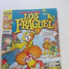 Livros de Banda Desenhada: LOS FRAGUEL Nº 2 STAR COMICS FORUM MAS A LA VENTA MIRA TUS FALTAS CX66. Lote 214571286