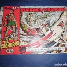 BDs: EL CACHORRO Nº 134 - ORIGINAL - EDITORIAL BRUGUERA.. Lote 214632523