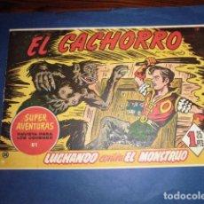 Livros de Banda Desenhada: EL CACHORRO Nº 158 - ORIGINAL - EDITORIAL BRUGUERA.. Lote 214635291