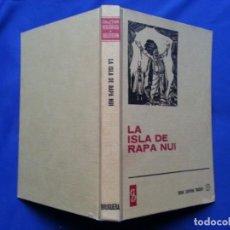 Tebeos: LA ISLA DE RAPA NUI - CAPITAN TRUENO Nº 2. Lote 214652542