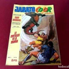 Tebeos: JABATO COLOR Nº 28 -AÑO I -EXCELENTE ESTADO. Lote 214739255