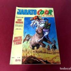 Tebeos: JABATO COLOR Nº 40 -AÑO I I -EXCELENTE ESTADO. Lote 214740378