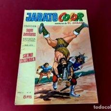 Tebeos: JABATO COLOR Nº 45 -AÑO I I -EXCELENTE ESTADO. Lote 214741005