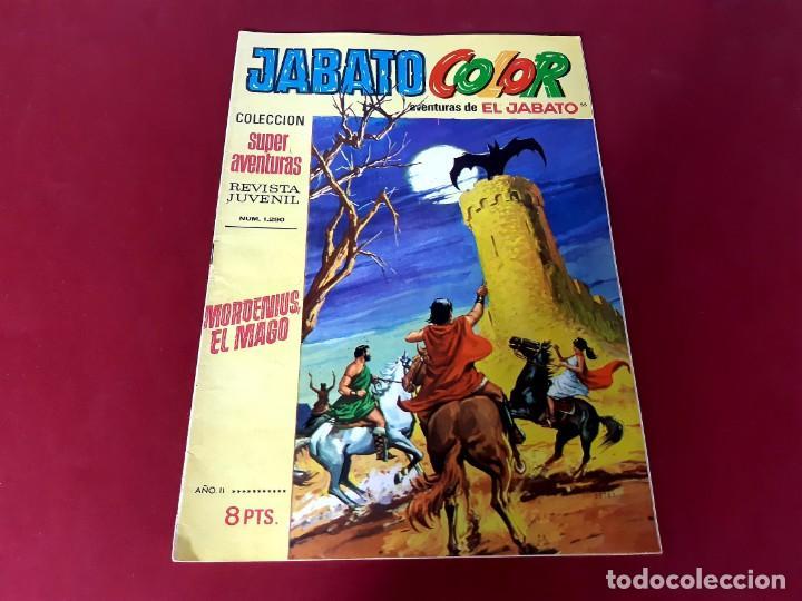 JABATO COLOR Nº 55 -AÑO I I -EXCELENTE ESTADO (Tebeos y Comics - Bruguera - Jabato)