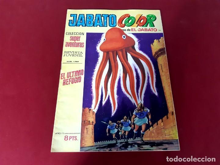 JABATO COLOR Nº 56 -AÑO I I -EXCELENTE ESTADO (Tebeos y Comics - Bruguera - Jabato)