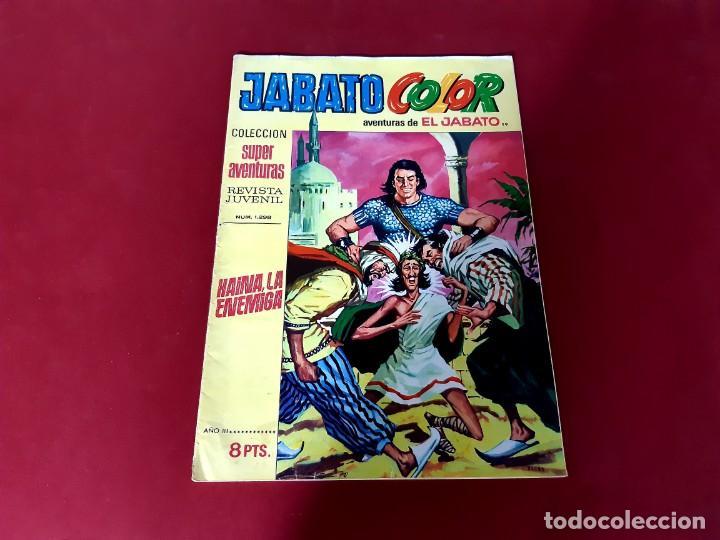 JABATO COLOR Nº 59 -AÑO I I I -EXCELENTE ESTADO (Tebeos y Comics - Bruguera - Jabato)