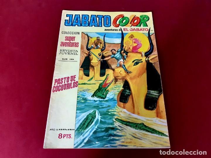 JABATO COLOR Nº 62 -AÑO I I I -EXCELENTE ESTADO (Tebeos y Comics - Bruguera - Jabato)