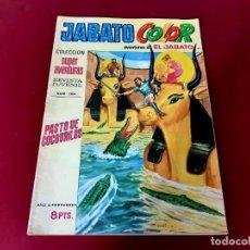 Tebeos: JABATO COLOR Nº 62 -AÑO I I I -EXCELENTE ESTADO. Lote 214783215