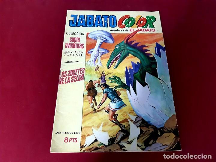 JABATO COLOR Nº 63 -AÑO I I I -EXCELENTE ESTADO (Tebeos y Comics - Bruguera - Jabato)