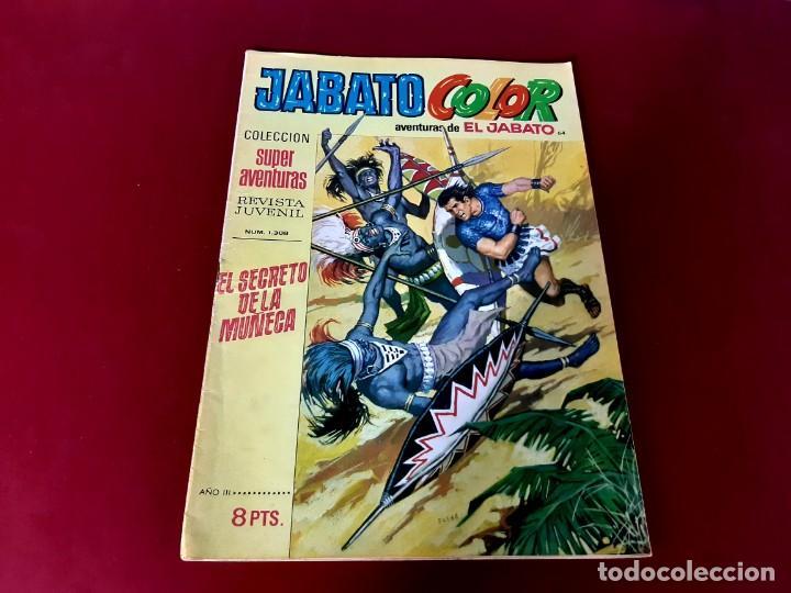 JABATO COLOR Nº 64 -AÑO I I I -EXCELENTE ESTADO (Tebeos y Comics - Bruguera - Jabato)