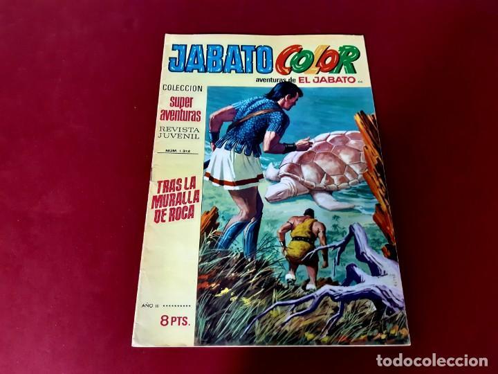 JABATO COLOR Nº 66 -AÑO I I I -EXCELENTE ESTADO (Tebeos y Comics - Bruguera - Jabato)