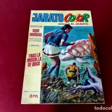 Tebeos: JABATO COLOR Nº 66 -AÑO I I I -EXCELENTE ESTADO. Lote 214783305