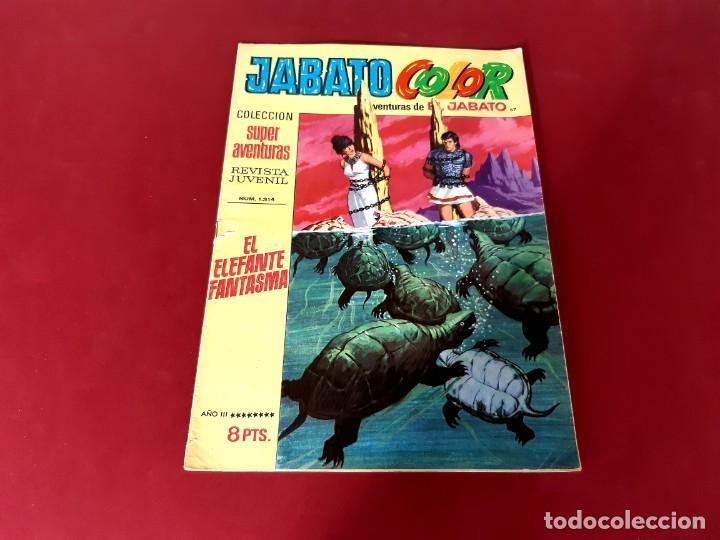 JABATO COLOR Nº 67 -AÑO I I I -EXCELENTE ESTADO (Tebeos y Comics - Bruguera - Jabato)