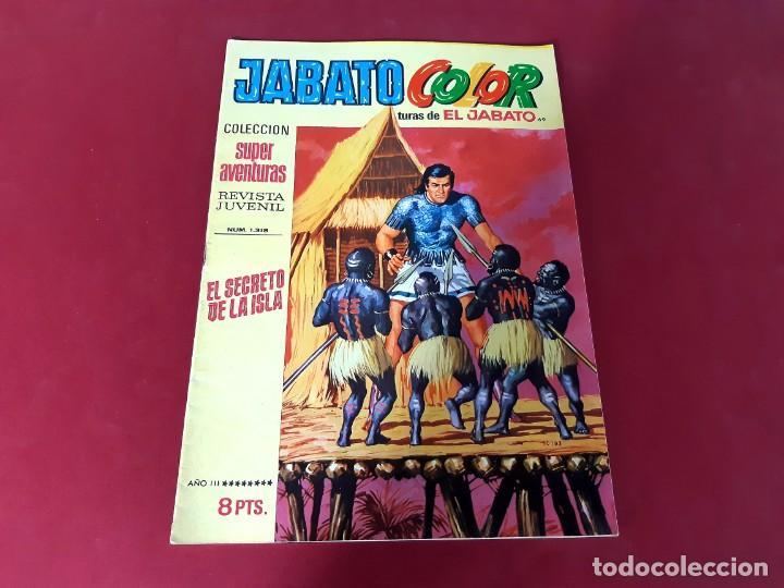 JABATO COLOR Nº 69 -AÑO I I I -EXCELENTE ESTADO (Tebeos y Comics - Bruguera - Jabato)