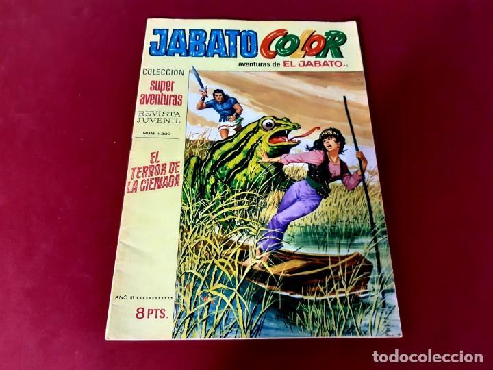 JABATO COLOR Nº 70 -AÑO I I I -EXCELENTE ESTADO (Tebeos y Comics - Bruguera - Jabato)