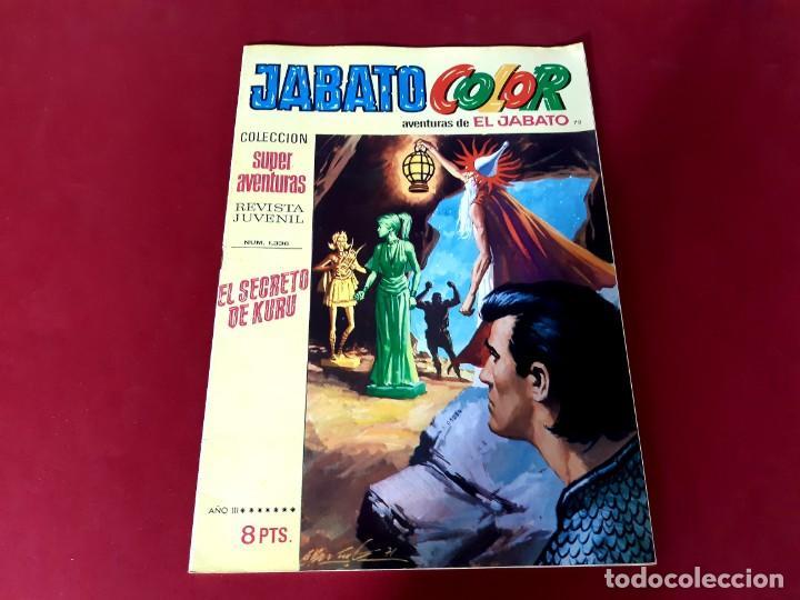 JABATO COLOR Nº 78 -AÑO I I I -EXCELENTE ESTADO (Tebeos y Comics - Bruguera - Jabato)