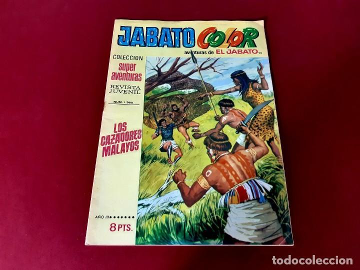 JABATO COLOR Nº 90 -AÑO I I I -EXCELENTE ESTADO (Tebeos y Comics - Bruguera - Jabato)