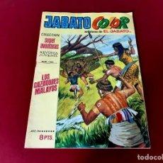 Tebeos: JABATO COLOR Nº 90 -AÑO I I I -EXCELENTE ESTADO. Lote 214784417