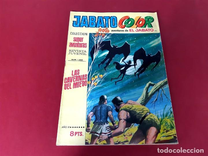 JABATO COLOR Nº 94 -AÑO I I I -EXCELENTE ESTADO (Tebeos y Comics - Bruguera - Jabato)