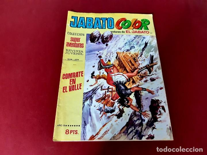 JABATO COLOR Nº 97 -AÑO I I I -EXCELENTE ESTADO (Tebeos y Comics - Bruguera - Jabato)