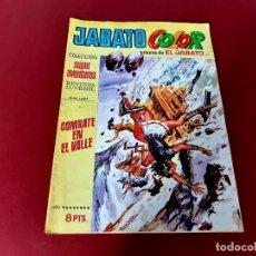 Tebeos: JABATO COLOR Nº 97 -AÑO I I I -EXCELENTE ESTADO. Lote 214784722