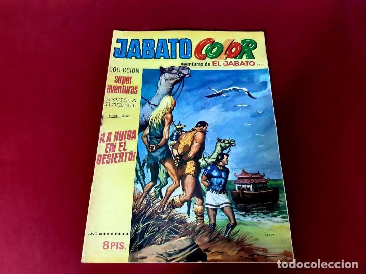 JABATO COLOR Nº 101 -AÑO I I I -EXCELENTE ESTADO (Tebeos y Comics - Bruguera - Jabato)