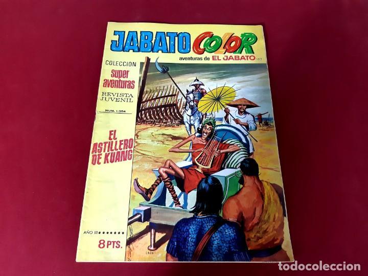JABATO COLOR Nº 102 -AÑO I I I -EXCELENTE ESTADO (Tebeos y Comics - Bruguera - Jabato)