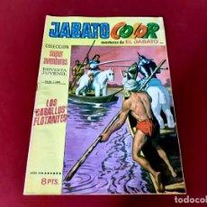 Tebeos: JABATO COLOR Nº 103 -AÑO I I I -EXCELENTE ESTADO. Lote 214784995
