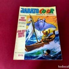 Tebeos: JABATO COLOR Nº 106 -AÑO I I I -EXCELENTE ESTADO. Lote 214785087