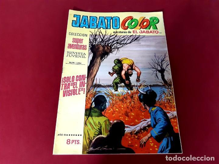 JABATO COLOR Nº 107 -AÑO I I I -EXCELENTE ESTADO (Tebeos y Comics - Bruguera - Jabato)