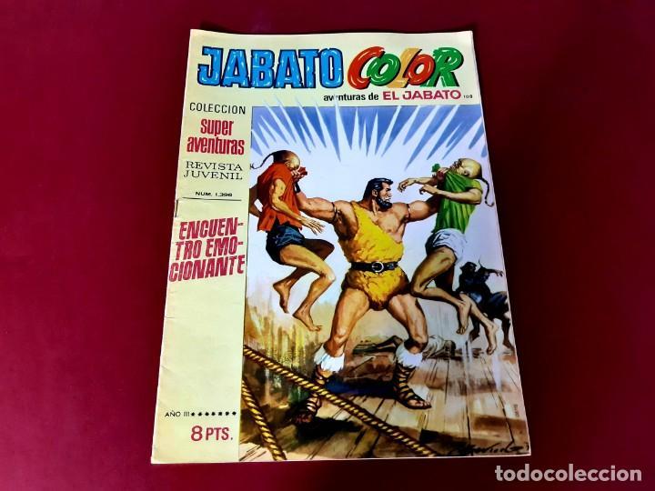 JABATO COLOR Nº 108 -AÑO I I I -EXCELENTE ESTADO (Tebeos y Comics - Bruguera - Jabato)