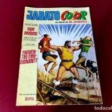 Tebeos: JABATO COLOR Nº 108 -AÑO I I I -EXCELENTE ESTADO. Lote 214785240