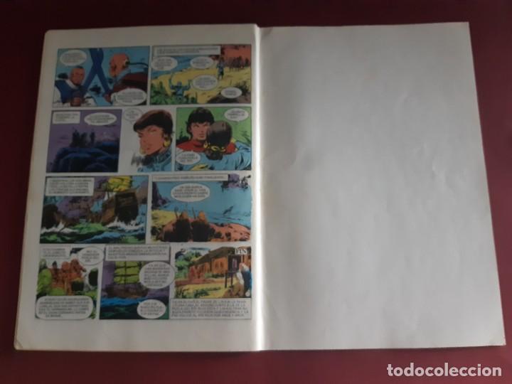 Tebeos: JOYAS LITERARIAS Nº 191 -LA PERLA DEL RIO ROJO- EXCELENTE ESTADO - Foto 5 - 214834112