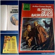 Tebeos: JOYAS LITERARIAS Nº 247 -EL PERRO DE LOS BASKERVILLE- VER FOTOS. Lote 214836372