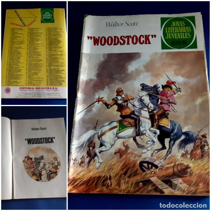 JOYAS LITERARIAS Nº 230 - WOODSTOCK- EXCELENTE ESTADO (Tebeos y Comics - Bruguera - Joyas Literarias)