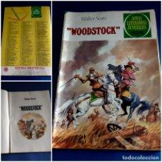 Tebeos: JOYAS LITERARIAS Nº 230 - WOODSTOCK- EXCELENTE ESTADO. Lote 214839412