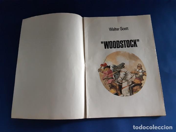 Tebeos: JOYAS LITERARIAS Nº 230 - WOODSTOCK- EXCELENTE ESTADO - Foto 3 - 214839412