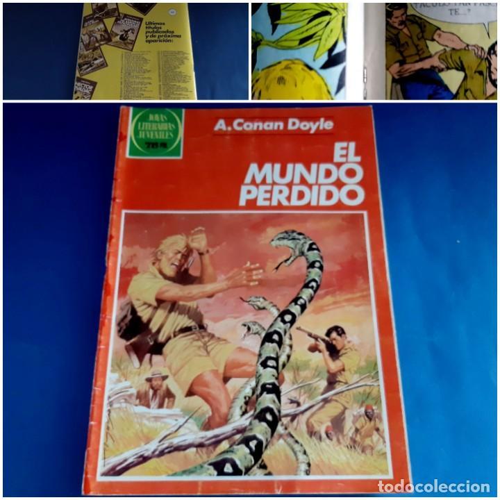 JOYAS LITERARIAS Nº 257 MUNDO PERDIDO - EXCELENTE ESTADO-VER FOTOGRAFIAS (Tebeos y Comics - Bruguera - Joyas Literarias)