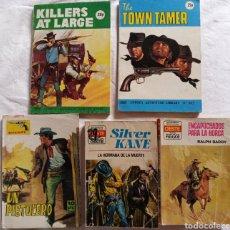 Tebeos: LOTE COMICS WESTERN AÑOS 70 - OESTE - PRIMERAS EDICIONES.. Lote 214865491