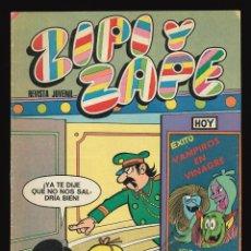Giornalini: ZIPI Y ZAPE - BRUGUERA / NÚMERO 107. Lote 214888065