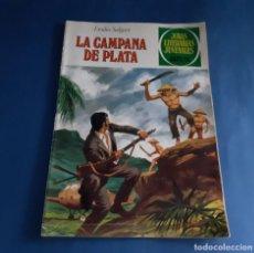 Tebeos: JOYAS LITERARIAS Nº 224 - LA CAMPANA DE PLATA-EXCELENTE ESTADO. Lote 214919566