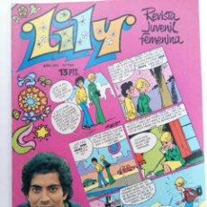 Tebeos: LILY - REVISTA JUVENIL FEMENINA - Nº753 DISTRIBUIDORA. Lote 215008660