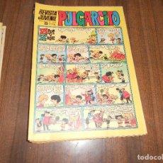 Tebeos: PULGARCITO Nº 1943. CON EL SHERIFF KING. Lote 215077563