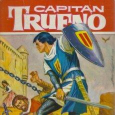 Tebeos: CAPITAN TRUENO. EL HALCON DE MEISENBURG. COLECCION HEROES. 1ª EDICION DE 1964. MUY BUEN ESTADO. Lote 215097792